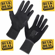 Wholesale - 120 Pairs SUPERTOUCH Electron-B Lightweight PU Glove XL