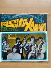 "7"" vinyl - Dave Dee, Dozy, Beaky, Mich & Tich - The Legend of Xanadu (1968)"