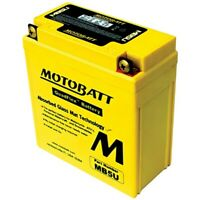 Motobatt Battery For Honda C70 Passport 70cc 82-83