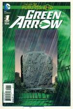 Green Arrow #1 Futures End 3D cover 1st Print New 52 DC Comics