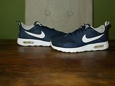 Navy Blue Nike Air Tavas Trainers Size UK 5, EU 38