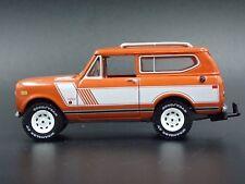 1979 INTERNATIONAL SCOUT II 2 w/ TOW HITCH RARE 1:64 DIORAMA DIECAST MODEL CAR