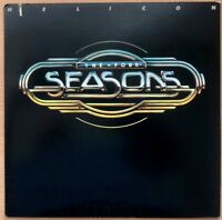 The Four Seasons – Helicon - Original US Pressing Gatefold Sleeve Vinyl LP