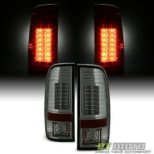 Smoke 2008-2016 Ford F250 F350 superduty G2 Lumileds LED Tail Lights Left+Right