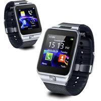 Trendy! Unlocked Android OS SmartWatch & Phone + Bluetooth & Camera Touch Screen