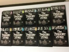 The Twilight Zone 10 Disc Lot! Classic TV 36 Episodes Special Features Free Ship