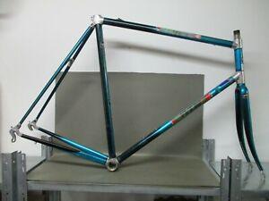 TVT 92 Carbone road bicycle frameset - 60cm - early - 1st gen
