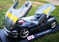 MAISTO 1:18 SCALE Ferrari Monza SP1 DIECAST MODEL NEW LIMITED EDITION SEE VIDEO
