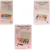 Embroidery Thread Organiser Floss Box Small Medium Large