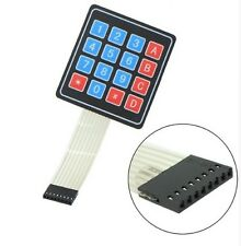 Matrix Keypad 4x4 button,array module,16 Key,membrane switch Arduino RaspPi
