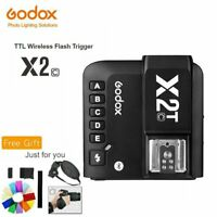 Godox X2T-C TTL Bluetooth Connection Wireless Flash Trigger for Canon Camera NEW
