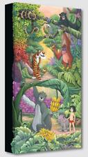 Disney Fine Art Treasures On Canvas Collection Home In The Jungle-Jungle Book