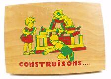Construisons Garnier France Boite de construction bois