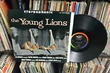Lee Morgan et al Rare St LP The Young Lions Stereo DG VeeJay 1960 VG++ To NM
