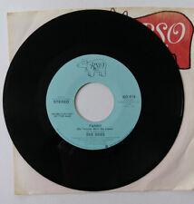 "The Bee Gees - Fanny, 7"" Vinyl Promo, SO-519 RSO Records 1975"