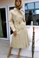 NEW WITH TAGS Ladies BURBERRY TRENCH COAT MAC RAINCOAT UK/US 8-10-12 EU 36 38-40