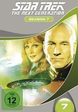 7 DVDs *  STAR TREK - THE NEXT GENERATION - Komplett Staffel 7 - MB  # NEU OVP +
