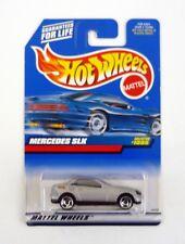 Hot Wheels Mercedes SLK #1095 Modellino Auto Moc Completo 1998