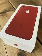 Apple iPhone 7 replacement Box red colour