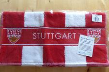 VfB Stuttgart Handtuch Blockstreifen - NEU & OVP