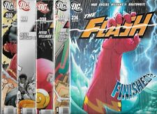 THE FLASH LOT OF 5 - #236 #237 #238 1ST APPEARANCE SPIN! #239 #240 (NM-)
