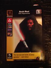 Star Wars Young Jedi TCG Menace of Darth Maul - Darth Maul Sith Apprentice
