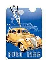 Vintage Art Prints - 1936 Ford Car Ad -  Art Print