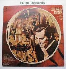 GEORGE JONES - In A Gospel Way - Excellent Condition LP Record Epic EPC 80023