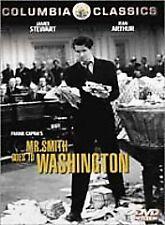 Mr. Smith Goes To Washington (Dvd, 2000) James Stewart World Ship Avail