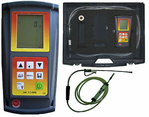 CO Abgasmessgerät Abgastester IM 1100 F