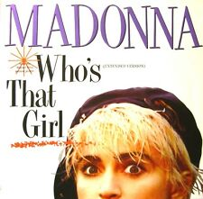 "12"" - MADONNA - WHO'S THAT GIRL (SPANISH PRES. 1987) MINT ""SUPER OFFER"", NUEVO"