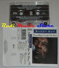 MC BUDDY GUY Damn right i've got the blues 1991 italy SILVERTONE cd lp dvd vhs