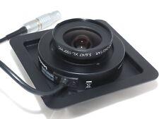 Arca-Swiss Schneider Apo-Digitar 47mm f/5.6 XL lens. Electronic shutter #0. MINT