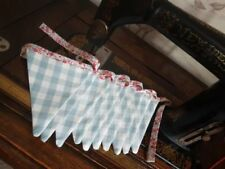 Unbranded Cotton 1-5 m Party Banners, Buntings & Garlands