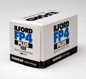 ILFORD FP4 24 poses péremption juin 2024