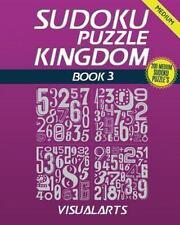 Sudoku Puzzle Kingdom: Sudoku Puzzle Kingdom Medium 200 : 200 Medium Sudoku...
