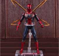 Hot Toys Marvel Avengers Infinity War Iron Spider Spiderman Action Figure PVC