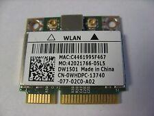 Dell N7010 Wireless Half Mini Card BCM94313HMG2L DW1501 DP/N WHDPC (K36-23)