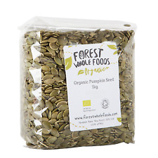 Forest Whole Foods - Organic Pumpkin Seeds (Shine AA)  (Free UK Postage)