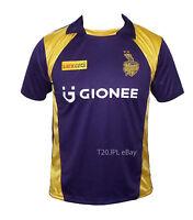 IPL Kolkata Knight Riders 2016 Jersey / Shirt, T20, Cricket India, KKR
