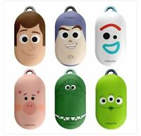 [ Disney ]  Toy Story case for Galaxy Buds Key Ring Type Skin Cover Authentic