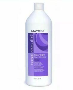 MATRIX TOTAL RESULTS COLOR CARE FADE GUARD TECHNOLOGY CONDITIONER 33.8 OZ