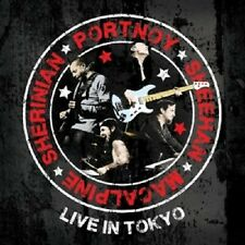 Portnoy/o/MacAlpine/Sherinian-Live in Tokyo 2 CD PROGRESSIVE ROCK NUOVO