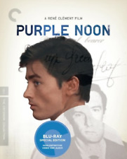Criterion Collection Purple Noon 715515090117 With Alain Delon Blu-ray