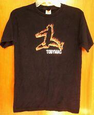 TOBY MAC rap small T shirt Christian tee Catchafire 2004 Whoopsi-Daisy DC TALK