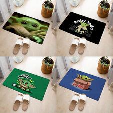 3D Printing Baby Yoda Carpet Non Slip Area Rug Living Room Floor Mat Doormat Mat