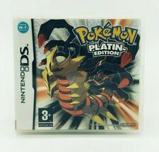 Pokémon: Platin-Edition Nintendo DS Sehr gut OVP mit Beschreibung Deutsch