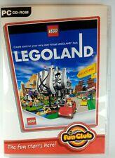 Legoland (PC CD): PC Fun Club. erstellen und Ausführen Ihrer eigenen virtuellen Legoland Park