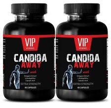 Aloe Vera pills - CANDIDA AWAY EXTRA STRENGTH - parasite remove -2B