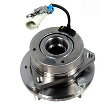 Axle Wheel Bearing And Hub Assembly-C-TEK Hub Assembly Front Centric 402.48000E
